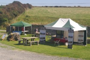 Tir a Môr Llŷn partnership - Open Farm Event pont cymru