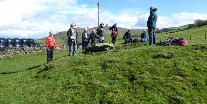 maintenance walks Dolau Dyfi PONT Cymru