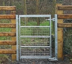 dolau dyfi project gate replacement